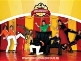 Circus MeerFout - Circus met een knipoog