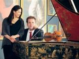 Bach viool-clavecimbel sonates Duo Belder-Kimura