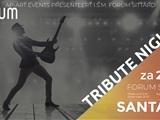 Tribute Night Santana