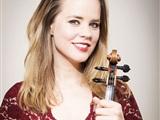 Lisa Jacobs speelt Mozarts Vioolconcert nr 5