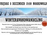 Winteravondwandeling Noordwolde