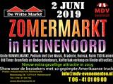 Zomermarkt in Heinenoord