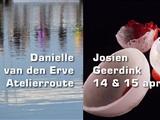Atelierroute - Daniëlle vd Erve  Josien Geerdink
