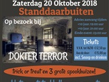 Halloween Standdaarbuiten Terror Nights