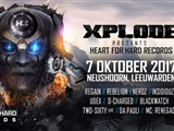 Xplode Indoor Presents Heart for Hard Records