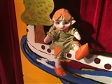 Poppentheater Het geheim van Elfje Loulou