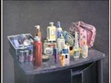 Myrthe schilderijen van Frits Drent