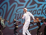 Kurtis Blow Hip-Hop's 45th anniversary