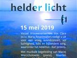 Vox Clara - Helder Licht