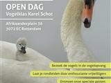 Open Dag bij de Vogelklas Karel Schot