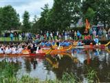 Drakenbootfestival Kollum