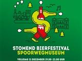 Stomend Bierfestival Spoorwegmuseum