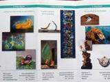 Art Open Atelier en Fietsroute