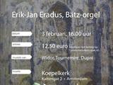 Koepelkerkconcert Erik Jan Eradus