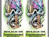 19th International Needle Art Tattoo Convention