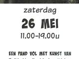 Zomerexpo en Open Dag Atelier MW