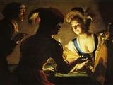 Kunstlezing Caravaggio en zijn navolgers