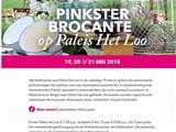 Pinksterbrocante op Paleis Het Loo