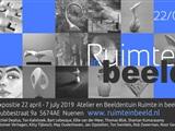 Lente expositie Ruimte in Beeld