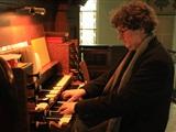 Orgelconcert door Egbert Schoenmaker te Zeerijp
