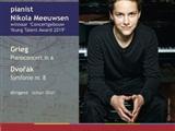 Jonge pianist met Zeister Philharmonisch Orkest