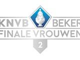 KNVB bekerfinale vrouwen Ajax - PSV