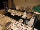 Mineralen en sieradenbeurs