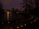 Kerstlichtjeswandeling Leusden