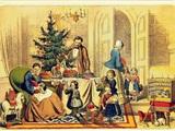 Biedermeier Kerst