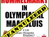 Rommelmarkt Olympiahal Maasluis - Geannuleerd