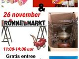 Rommelmarkt & speelgoedbeurs