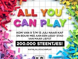 All You Can Play 2019