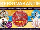 Kerstvakantie bij Johan en Caroline