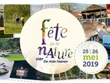 Fête de la Nature in Nationaal Park De Alde Feanen