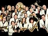 Woodstreet Big Band op Charles Dickens Festival