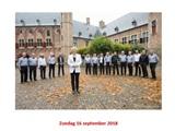 Mannenensemble Lezzom in Koorkerk