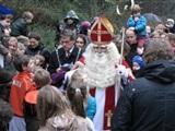 Sinterklaasintocht Overveen