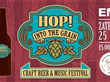 HOP Into The Grain - Craft Beer & Music Festival