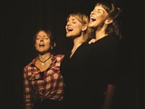 The Lasses & Kathryn Claire in concert