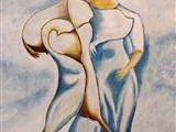 Groepsexpositie schildersgroep DoMoS