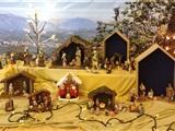 Expositie kerstgroepen Ter Apel