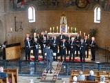 Kerstconcert Corrente in Hof te Zandekerk