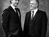 Contrabassist Dominic Seldis en JPearson piano