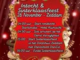 Sinterklaasintocht en Sinterklaasfeest Zeddam