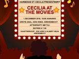 Cecilia at the Movies - Filmconcert