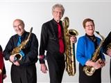 Muziek op De Borg - Saxofoonensemble Opus 5