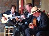 Concert zigeunertrio La Manouche