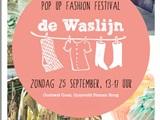 Pop Up Festival de Waslijn
