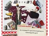 Vintage Markt Eindhoven Koningsdag