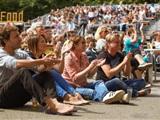 Club Vondel Buitenspelen voor de GRAP festival